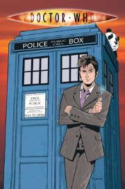 Doctor Who Annual #1 (2010) IDW Publishing comic book